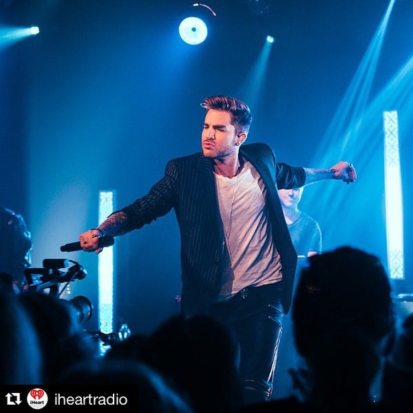 Photo taken at iHeartRadio Theater by Marc R. on 6/17/2015