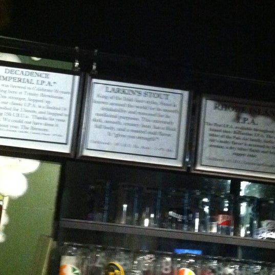 Photo taken at Trinity Brewhouse by Scott L. on 11/10/2012