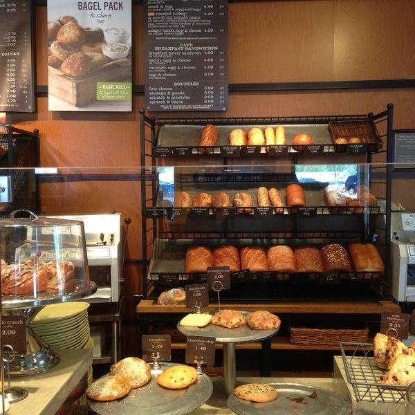 Photo taken at Panera Bread by Rick J. on 4/25/2013