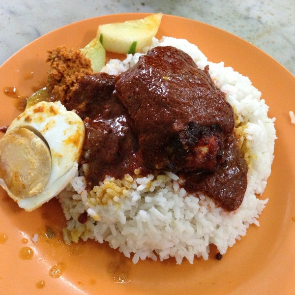 nasi ganja The day i went to this coffee shop as a little kid, i vividly remember that i refused  to eat 'nasi ganja' because i thought it contained a legit 'ganja'.