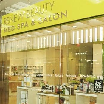Renew Beauty Med Spa And Salon Northpark Center Dallas Tx