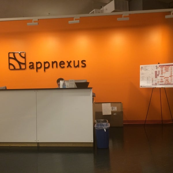 Photo taken at AppNexus by Ирина Н. on 11/10/2014