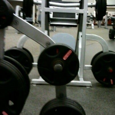 Photo taken at LA Fitness by Manish P. on 12/27/2012