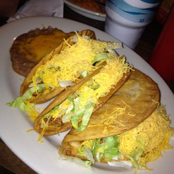 Mexican Food In Rowely