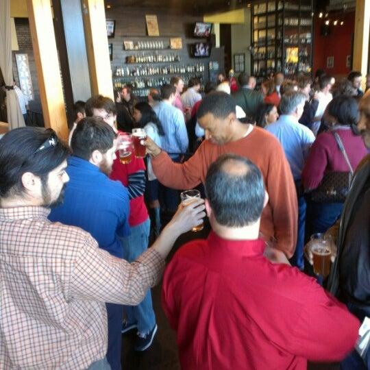 Photo taken at 5 Seasons Brewing by Kip P. on 11/9/2012
