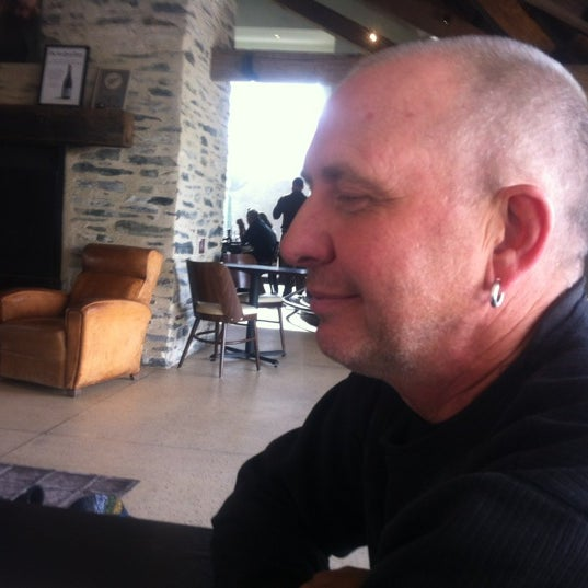 Photo taken at Amisfield Winery by Alan K. on 2/25/2012