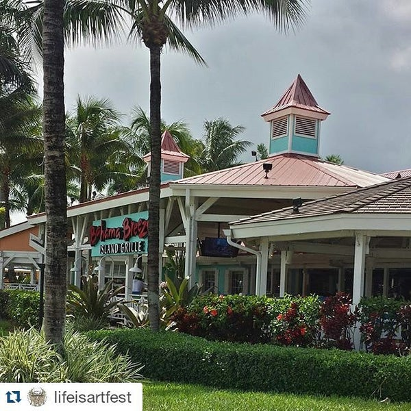 Photo taken at Bahama Breeze by James E. on 7/21/2015