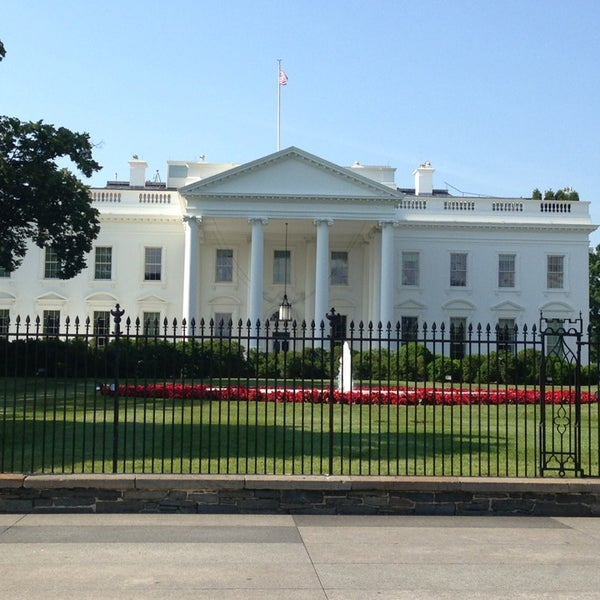 Photo taken at The White House by Triangle Real Estate G. on 5/29/2013