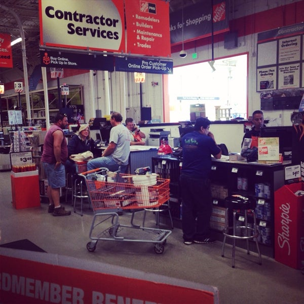 The Home Depot - 1 tip