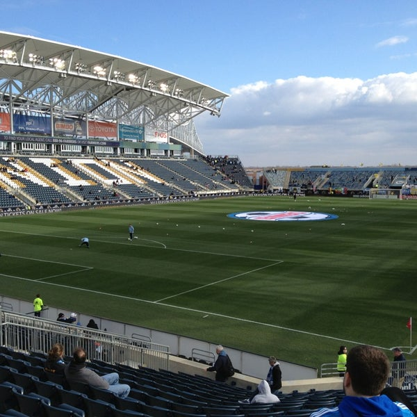 Photo taken at PPL Park by Kevin C. on 3/2/2013