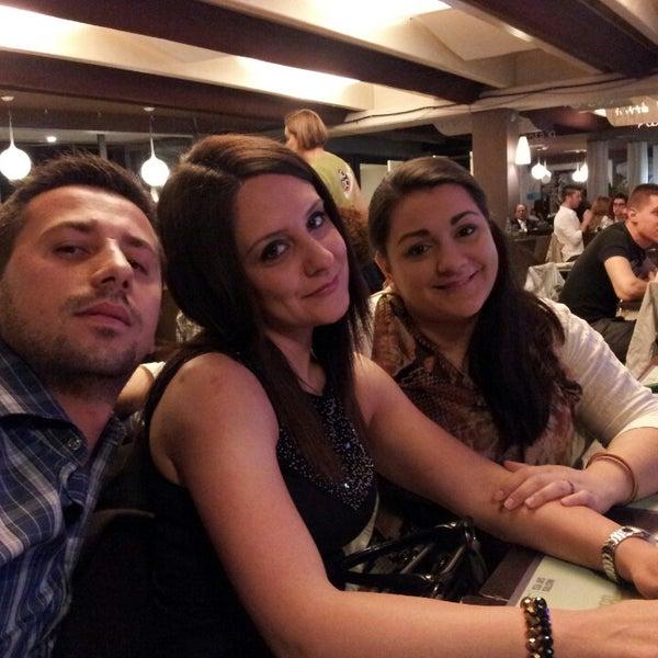 Photo taken at Pizzeria Ristorante Modo by Dario S. on 5/2/2013