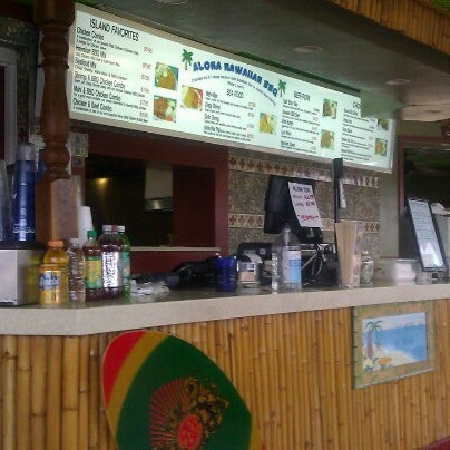 Photo taken at Aloha Hawaiian BBQ by Ismayda A. on 6/17/2012