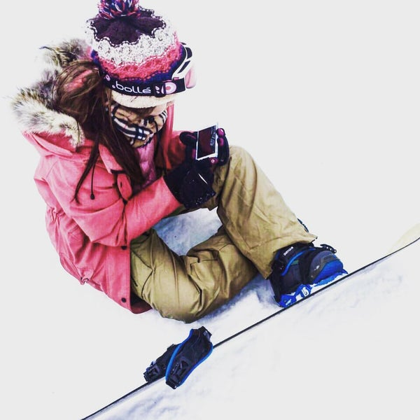 Photo taken at Pat's Peak Ski Area by cartoonztnz w. on 3/20/2016