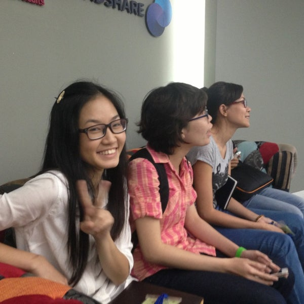 Photo taken at Mindshare Vietnam by Khoa Q. on 3/14/2013