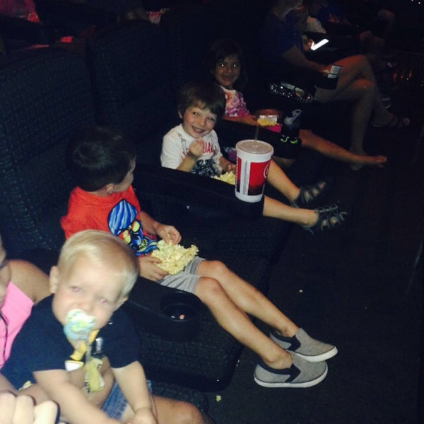 Photo taken at Regal Cinemas Birkdale 16 & RPX by Melanie W. on 8/5/2015