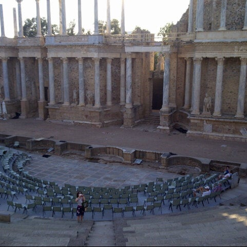 Photo taken at Anfiteatro Romano by Jesus Daniel S. on 6/23/2013