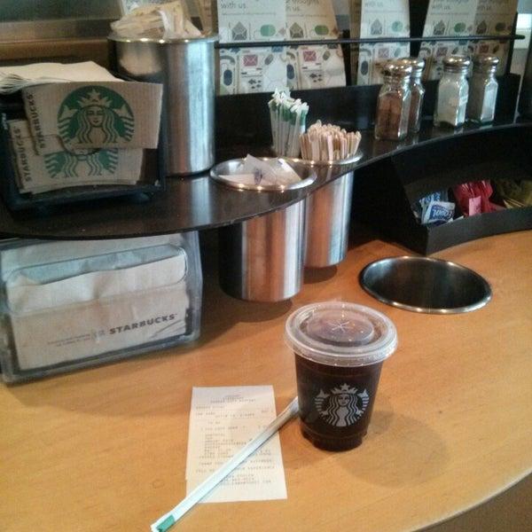 Photo taken at Starbucks by Karen Q. on 10/18/2013