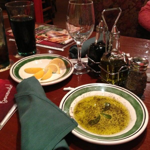 Olive garden poughkeepsie ny for Tour of italy olive garden price