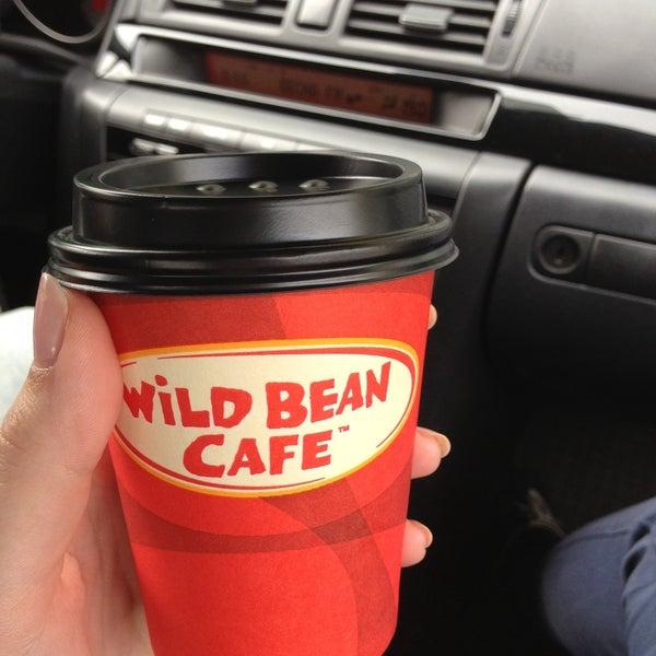 Photo taken at АЗС BP & Wild Bean Café by Светлана С. on 5/3/2013