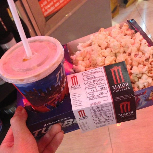 Photo taken at Major Cineplex Ratchayothin by Bewbonk H. on 7/25/2013
