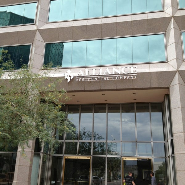 Alliance Residential Company Corporate Office