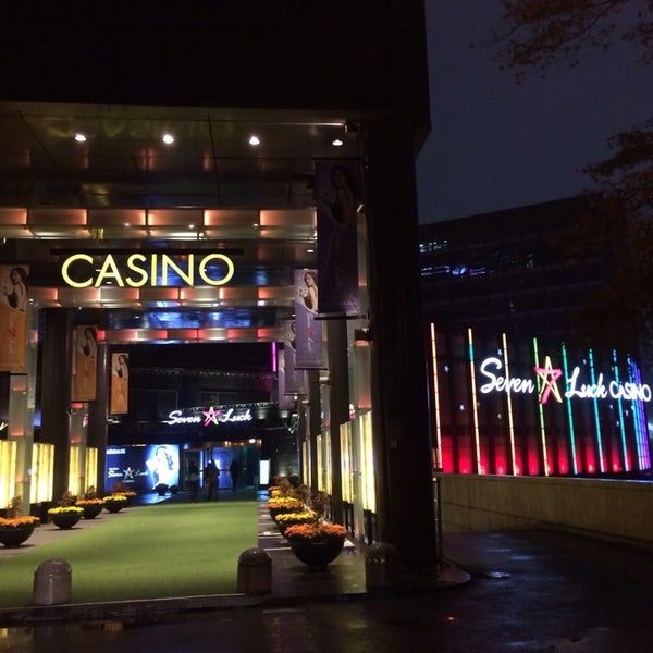 Photo taken at Seven Luck Casino by Susumu O. on 11/9/2013