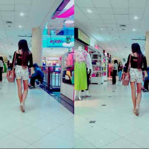 Photo taken at Bandung Trade Centre - BTC Fashion Mall by Icha N. on 7/13/2015