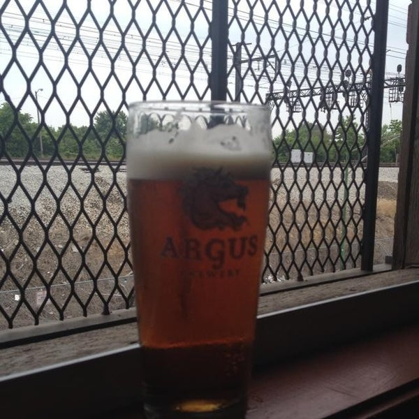 Photo taken at Argus Brewery by Ed S. on 6/22/2013
