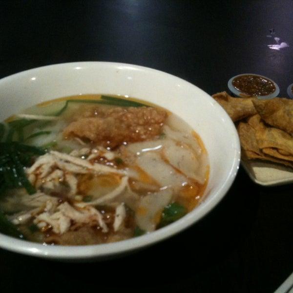 Photo taken at Chow Food Court by bibi h. on 1/16/2013