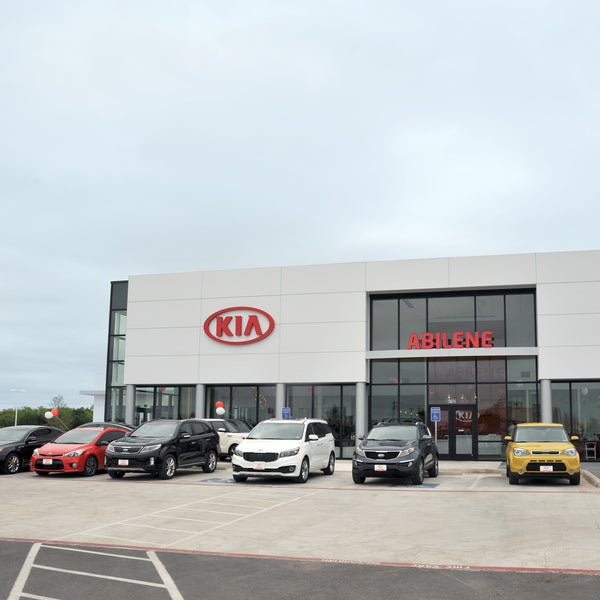 Kia of abilene auto dealership Kia motor dealers