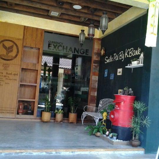 Photo taken at ธนาคารกสิกรไทย (Kasikorn bank) by APPLE C. on 11/5/2011