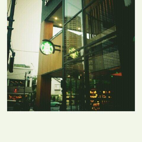 Photo taken at Starbucks by turkey on 5/20/2012