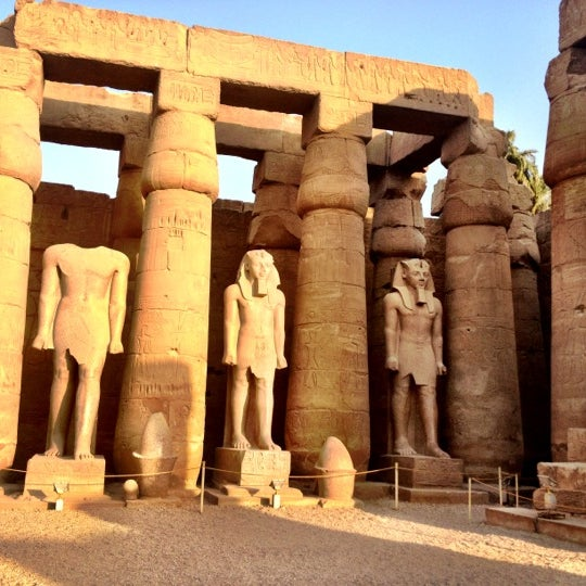 Where's Good? Holiday and vacation recommendations for Luxor, Egypt. What's good to see, when's good to go and how's best to get there.