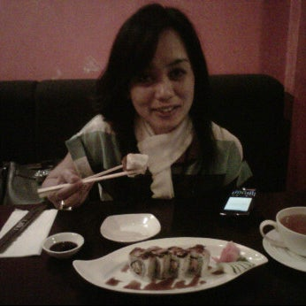 Photo taken at Nori The Japanese Kitchen Lounge by brit b. on 8/6/2011
