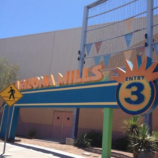 Photo taken at Arizona Mills by Yxes 💋 ☕. on 6/11/2012