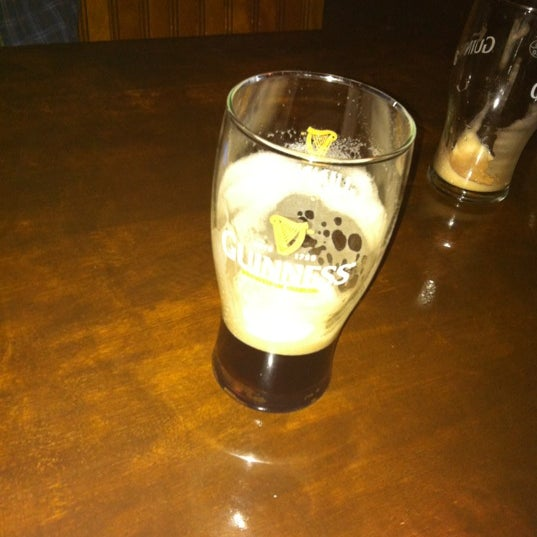 Photo taken at The Old Triangle Irish Alehouse by Tyler G. on 5/11/2012