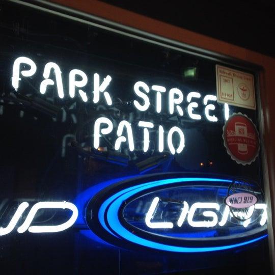 Park Street Patio Downtown Columbus Columbus OH