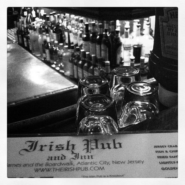 Photo taken at The Irish Pub by David M. on 2/23/2012
