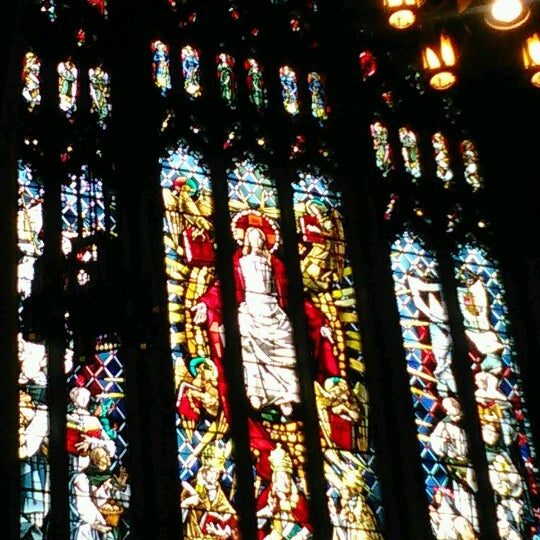Photo taken at St. Dominic's Catholic Church by Catarina L. on 7/14/2012