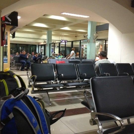 Photo taken at Dabolim Goa International Airport (GOI) by Тимур on 3/20/2013