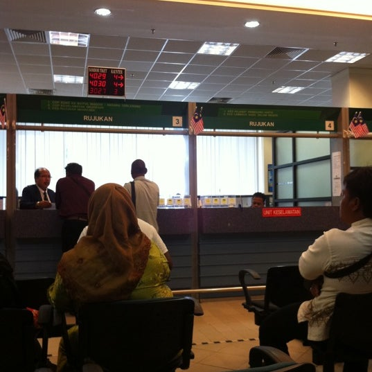 Photo taken at Jabatan Imigresen Malaysia by Miyaki P. on 8/1/2011
