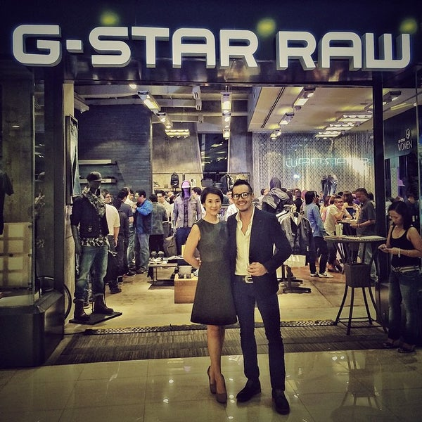 G-star clothing online shop