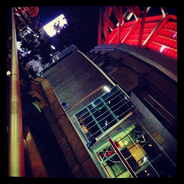 Photo taken at Rogers Arena by Alek B. on 2/16/2013
