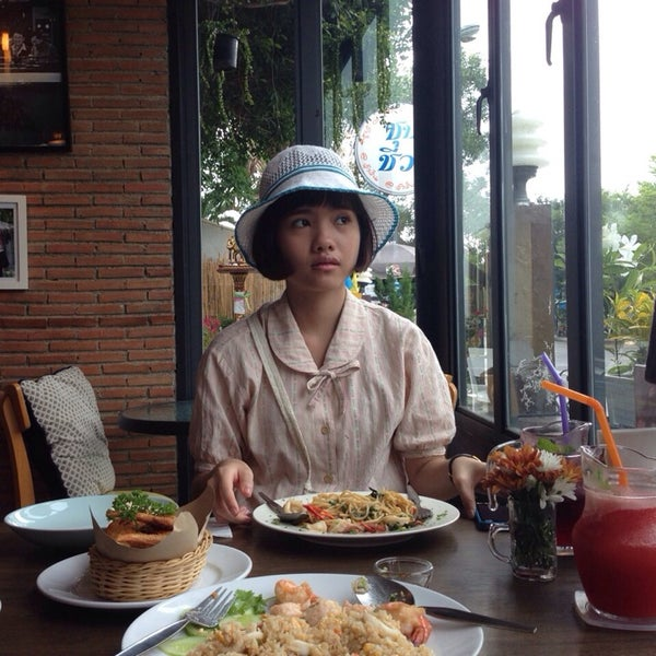 Photo taken at ชุบชีวา (Chub-Cheeva) by Bbiw C. on 8/4/2014