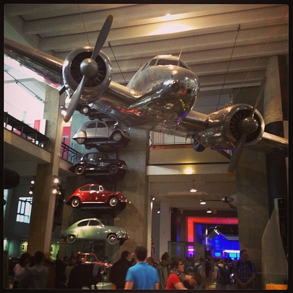 Photo taken at Science Museum by Gabriela B. on 6/16/2013