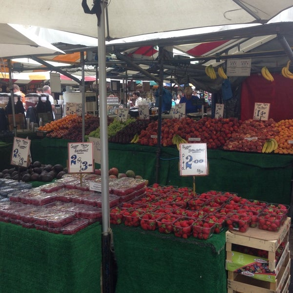 Photo taken at Cambridge Market by Tracy T. on 7/28/2014