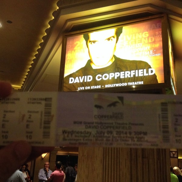 Photo taken at MGM Grand Hotel & Casino by Domiie on 7/10/2014