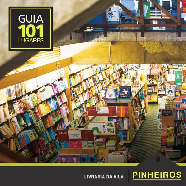 """""""Ela é uma livraria com valor sentimental e muito querida pelos paulistanos. E segue assim, promovendo sessões de autógrafos, debates, palestras, cursos, e pocket shows. Vendendo arte e emoção."""""""