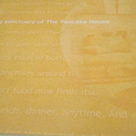 Photo taken at Pancake House by vic a. on 9/7/2014