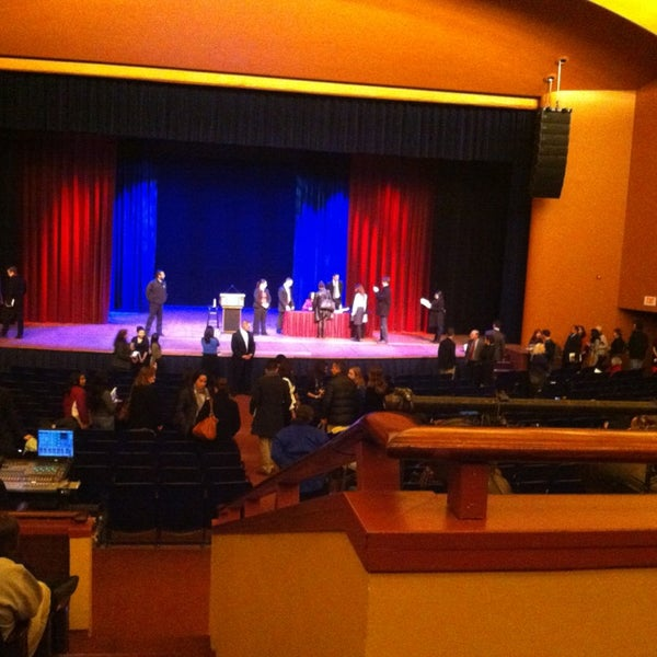 Photo taken at Lisner Auditorium by Cris J. on 1/19/2013